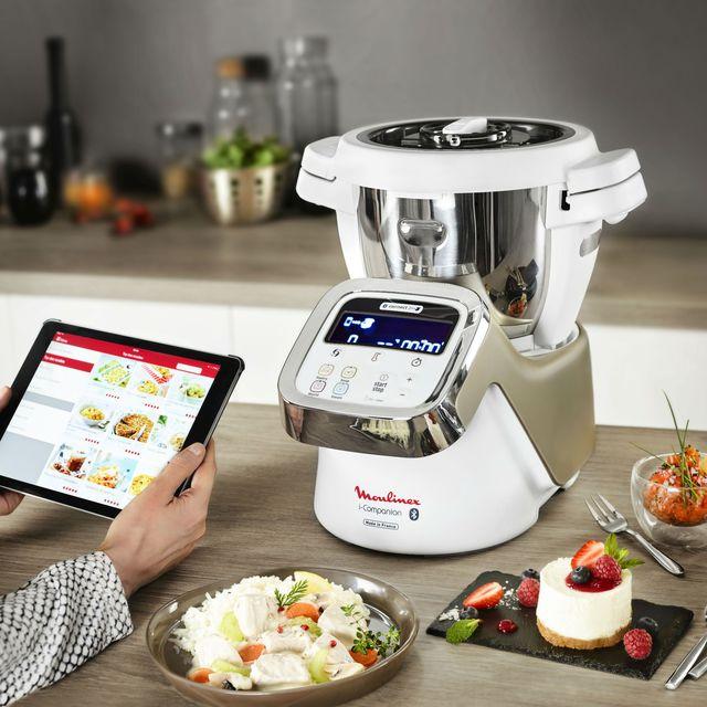 recette avec robot de cuisine