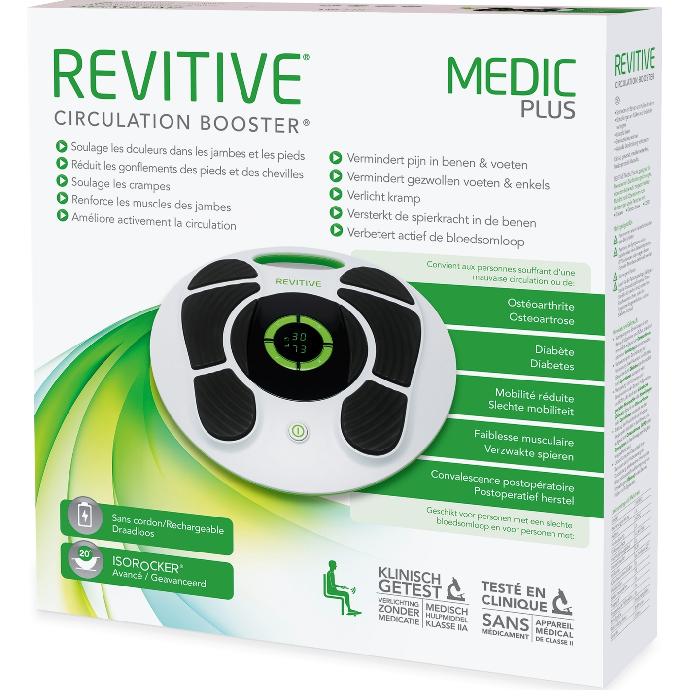 revitive medic plus