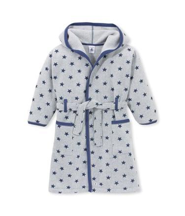 robe de chambre bébé garçon