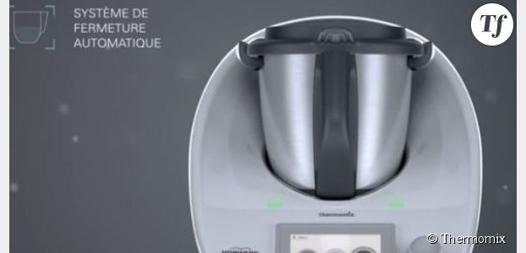 robot vente à domicile