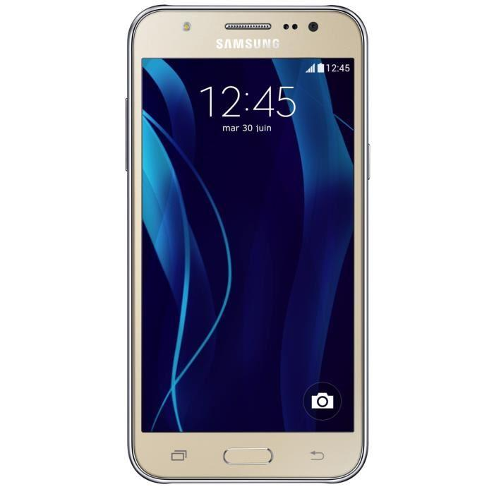 samsung galaxy j5 couleur or