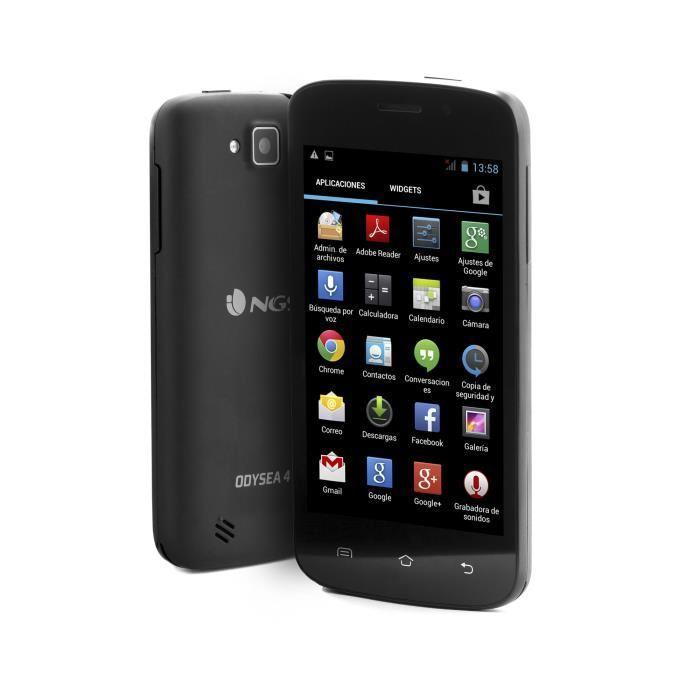 smartphone 4 pouces pas cher