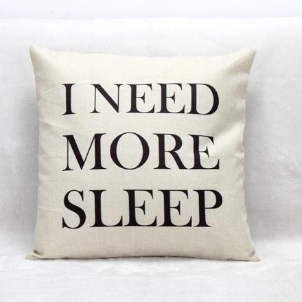 sommeil en anglais