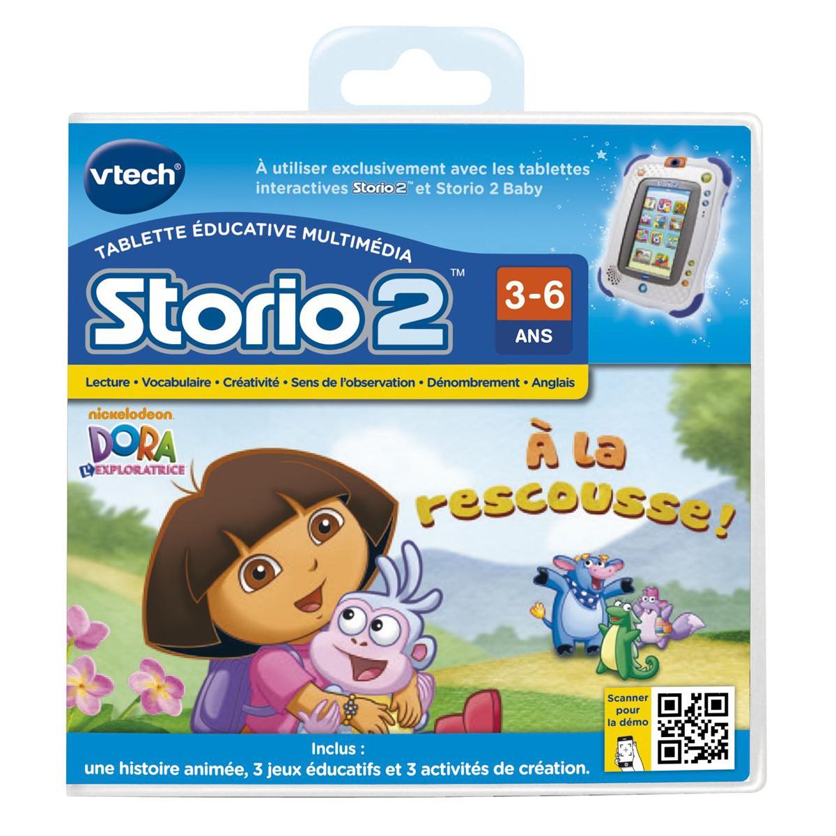 storio 2 jeux