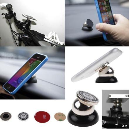 support telephone voiture magnetique avis