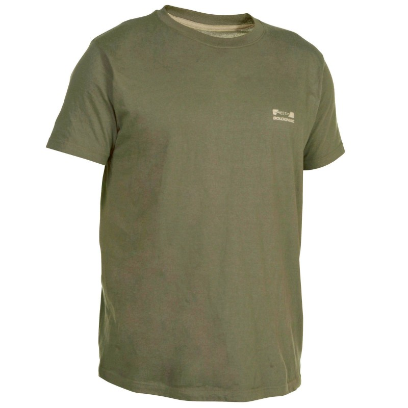 t shirt kaki decathlon