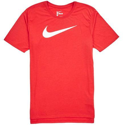 t shirt nike rouge