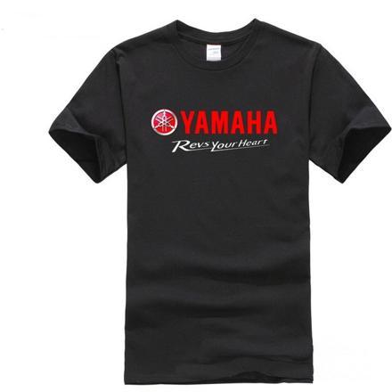 t shirt yamaha homme