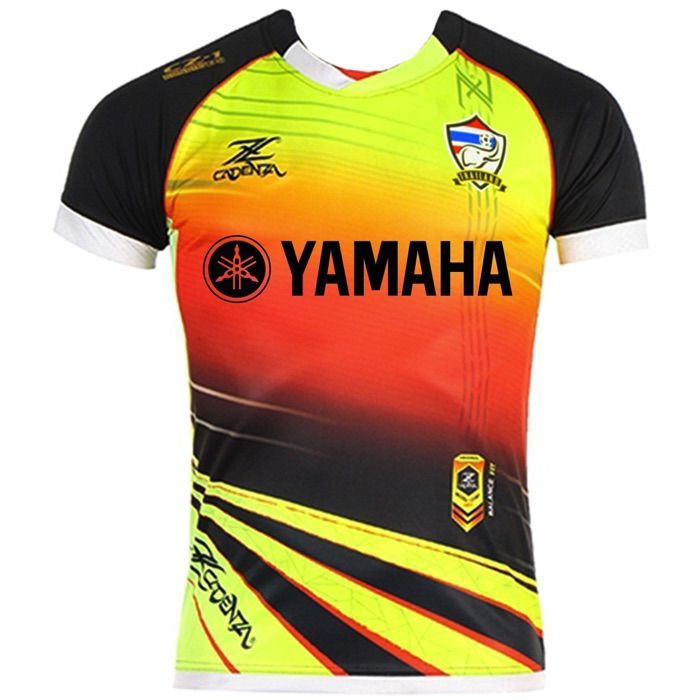 tee shirt thailande yamaha