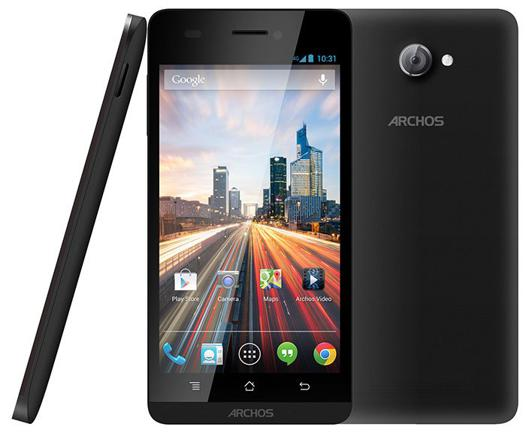 telephone portable archos 50 helium