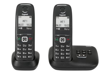 telephone sans fils duo
