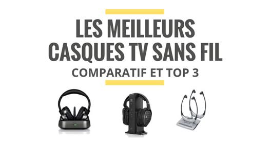test casque tv