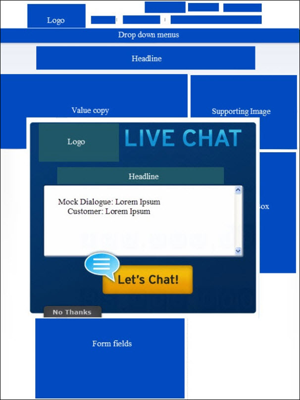 test chat