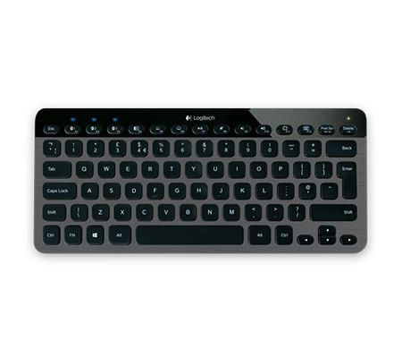 test clavier bluetooth