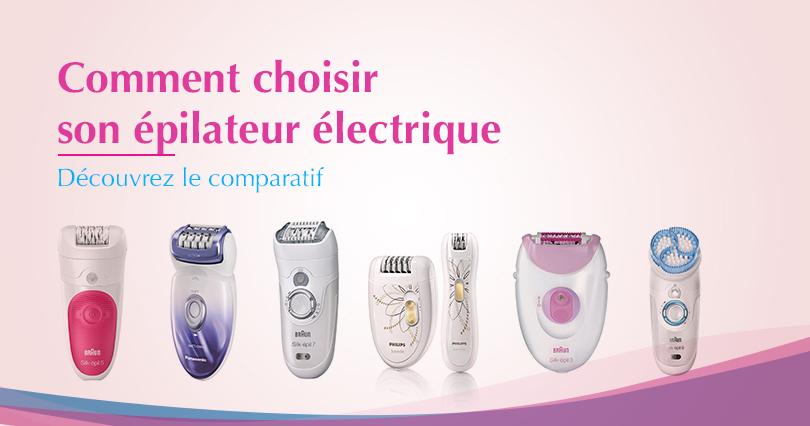 test epilateur electrique