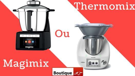 thermomix ou magimix