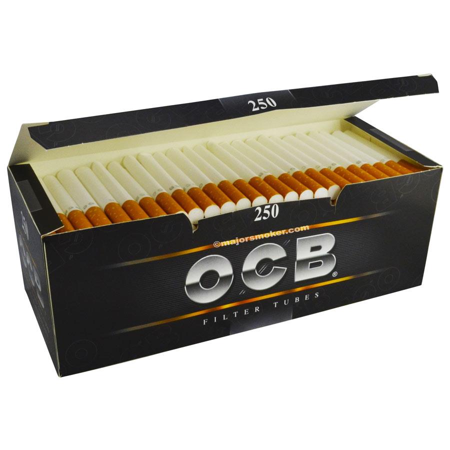 tube a cigarette ocb