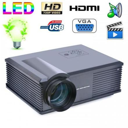 videoprojecteur led hd