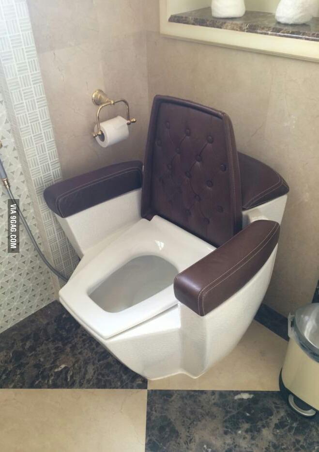 wc de luxe
